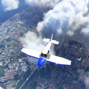 Бета-тест Microsoft Flight Simulator стартует в июле.